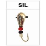 Mormishka Drop 3730C SIL (3mm, 0.45g) (79)