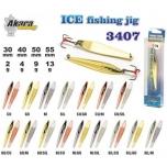 Talilant Ice Jig 3407 40mm 4g värv: Go/Cu
