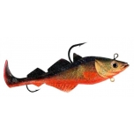 Komplekt BALZER MAD SHAD Coalfish GoldNugget 200g 18cm
