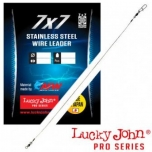 Trossid LJ Pro 0.28mm 7x7 9kg 20cm 3tk