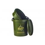 Söödaämber Dynamite Baits Carp 11l roheline kaanega
