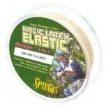 Sensas Magic Latex Elastic Soft 700% 0.6mm 7m (stekkerkumm)