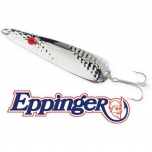 Eppinger Monarch - Hammered Silver 12cm/18g