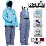 Talikostüüm Norfin Snowflake XL (kott)