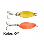 Trout Campione Mini 22mm 1.4g Orange Glitter/Yellow