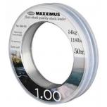 Maxximus Flexi-Shock leader 50m 1.20mm 76kg