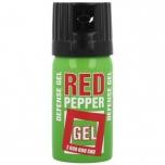 Pipragaas GONE GEL Red Pepper roheline 40ml geel