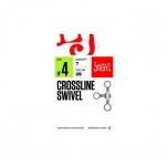 Kolmikpöörel LJ PRO Crossline #8 17kg 10tk