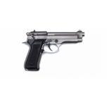 Stardipüstol BLOW i4 F92 9mm matt kroom