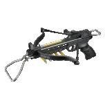 Amb Crossbow MAN KUNG MK-80 plastik kere 80lbs (36.28kg)