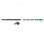 Komplekt Salmo Blaster Telerod SET 4m 5-20g rulliga