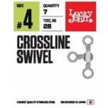 Kolmikpöörel LJ PRO Crossline #12 12kg 10tk