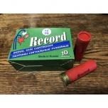 Signaalrakett Record cartridge cal.12/70 punane 1tk