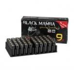 Paukpadrun Maxx Power 9mm Black Mamba 1tk