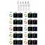 Mormishka SUPERBANANA 1840 351P UV (3mm, 0.46g) (199)